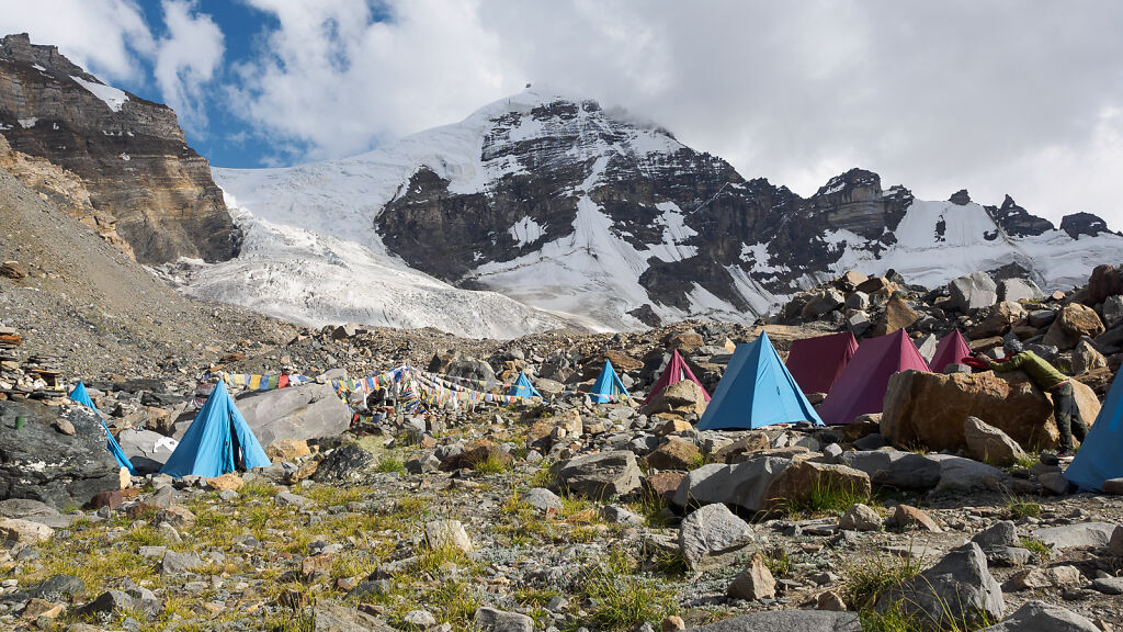 Nun Base Camp