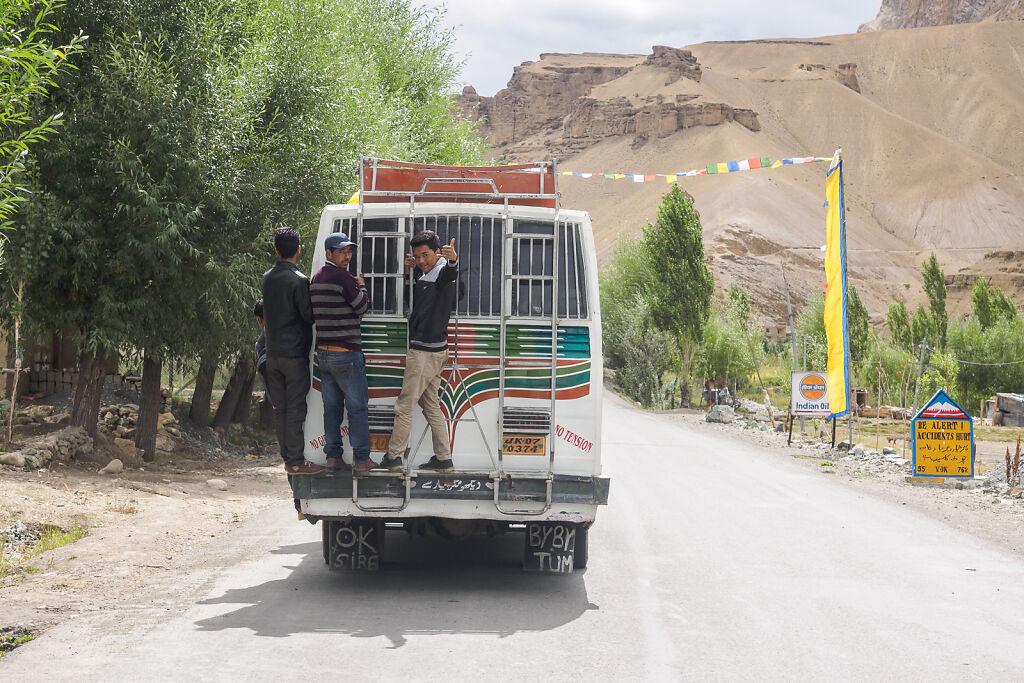 Tangol-Kargil-Leh